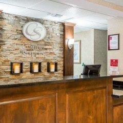 Отель Comfort Suites Tulare интерьер отеля фото 3