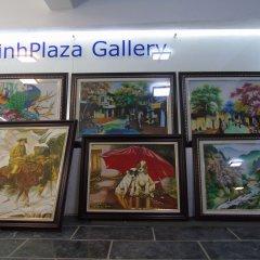 Отель SinhPlaza интерьер отеля