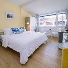 Отель K Home Asok Таиланд, Бангкок - отзывы, цены и фото номеров - забронировать отель K Home Asok онлайн комната для гостей фото 2