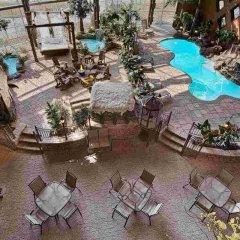 Отель Universel Канада, Квебек - отзывы, цены и фото номеров - забронировать отель Universel онлайн бассейн фото 2