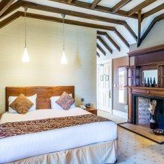 Отель Salisbury Green Hotel & Bistro Великобритания, Эдинбург - отзывы, цены и фото номеров - забронировать отель Salisbury Green Hotel & Bistro онлайн комната для гостей фото 2