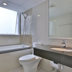 Отель United Residence Таиланд, Бангкок - отзывы, цены и фото номеров - забронировать отель United Residence онлайн ванная фото 2