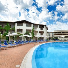 Отель Cala Della Torre Resort Синискола бассейн фото 2