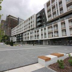 Отель apartamenty-wroc Atal Towers Вроцлав парковка
