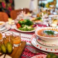 Гостиница Hutor Hotel Украина, Днепр - отзывы, цены и фото номеров - забронировать гостиницу Hutor Hotel онлайн питание фото 2