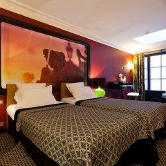 Отель Les Fontaines du Luxembourg комната для гостей фото 6