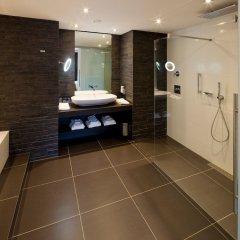 Отель Van Der Valk Hotel Oostkamp-Brugge Бельгия, Осткамп - отзывы, цены и фото номеров - забронировать отель Van Der Valk Hotel Oostkamp-Brugge онлайн ванная фото 2