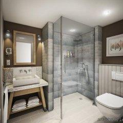 Отель Aspria Royal La Rasante Бельгия, Брюссель - отзывы, цены и фото номеров - забронировать отель Aspria Royal La Rasante онлайн ванная