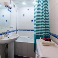 Отель Apart-Comfort on Tolbukhina 28 Ярославль ванная