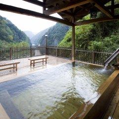 Отель Tsuetate Keiryu no Yado Daishizen Япония, Минамиогуни - отзывы, цены и фото номеров - забронировать отель Tsuetate Keiryu no Yado Daishizen онлайн бассейн
