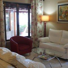 Отель Hostal Flor de Quejo Испания, Арнуэро - отзывы, цены и фото номеров - забронировать отель Hostal Flor de Quejo онлайн комната для гостей фото 3