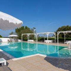 Отель Gallipoli Resort Италия, Галлиполи - отзывы, цены и фото номеров - забронировать отель Gallipoli Resort онлайн бассейн фото 3