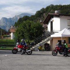 Hotel Galles Кьюзафорте спортивное сооружение