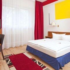 Hotel City Gallery Berlin 3* Стандартный номер с различными типами кроватей