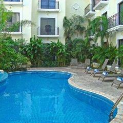 Отель Gran Real Yucatan бассейн фото 3