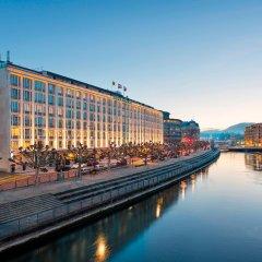 Отель Mandarin Oriental, Geneva Швейцария, Женева - отзывы, цены и фото номеров - забронировать отель Mandarin Oriental, Geneva онлайн бассейн