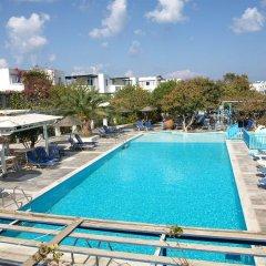 Отель Rivari Hotel Греция, Остров Санторини - отзывы, цены и фото номеров - забронировать отель Rivari Hotel онлайн бассейн фото 2