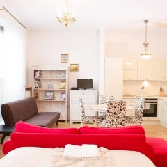 Апартаменты Goodnight Warsaw Business Apartment - Panska комната для гостей