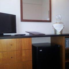 Hotel Montecarlo Кьянчиано Терме сейф в номере