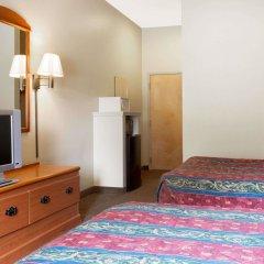 Отель Howard Johnson by Wyndham University of Alabama Tuscaloosa удобства в номере