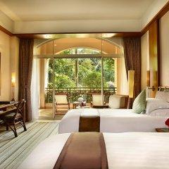 Отель Dongguan Hillview Golf Club комната для гостей