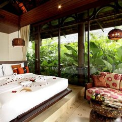 Отель The Vijitt Resort Phuket сауна