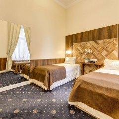Отель Новая История Санкт-Петербург комната для гостей фото 6