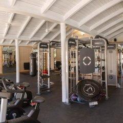Отель Grand Sirenis Punta Cana Resort Casino & Aquagames фитнесс-зал