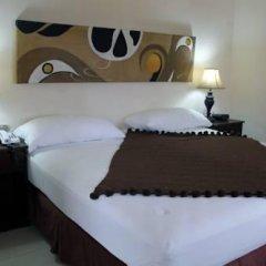 Hotel Santa Fe Грасьяс комната для гостей фото 4