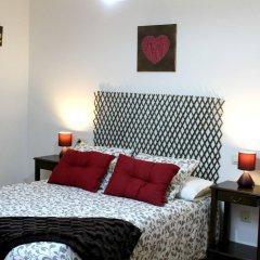 Отель A Casa dos Cancelos Испания, Вилагарсия-де-Ароза - отзывы, цены и фото номеров - забронировать отель A Casa dos Cancelos онлайн комната для гостей фото 2
