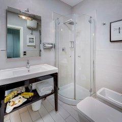 Отель Roma ванная фото 2