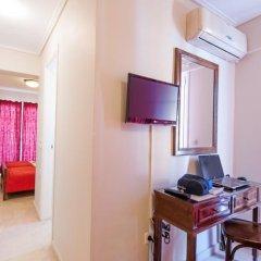 Отель Alba Hotel Греция, Закинф - отзывы, цены и фото номеров - забронировать отель Alba Hotel онлайн удобства в номере фото 2