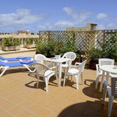 Отель Amoros бассейн фото 2