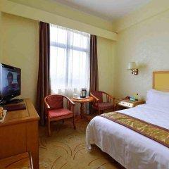 The Shenzhen Overseas Chinese Hotel Шэньчжэнь комната для гостей фото 5