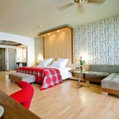 Отель The Kumul Deluxe Resort & Spa Сиде комната для гостей