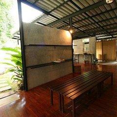 Отель Khao Kheaw es-ta-te Camping Resort & Safari интерьер отеля