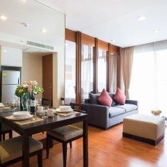 Отель Amanta Hotel & Residence Ratchada Таиланд, Бангкок - отзывы, цены и фото номеров - забронировать отель Amanta Hotel & Residence Ratchada онлайн комната для гостей фото 3
