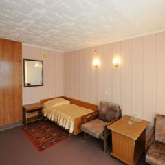 Гостиница Турист комната для гостей фото 2
