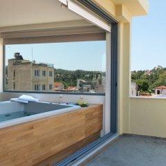 Отель Acropolis View Luxury Apartment - Adults Only Греция, Афины - отзывы, цены и фото номеров - забронировать отель Acropolis View Luxury Apartment - Adults Only онлайн ванная