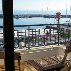 Отель Iris Болгария, Балчик - отзывы, цены и фото номеров - забронировать отель Iris онлайн балкон