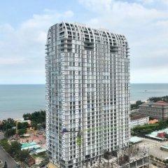 Отель Premium Beach Hotels & Apartments Вьетнам, Вунгтау - отзывы, цены и фото номеров - забронировать отель Premium Beach Hotels & Apartments онлайн пляж