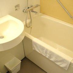 Hotel Tenjin Place Фукуока ванная