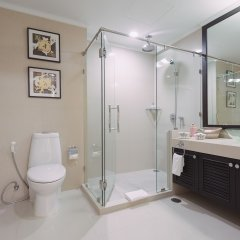 Отель Cnc Heritage Бангкок ванная фото 2
