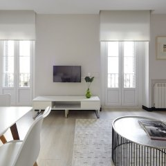 Апартаменты Hamabi Apartment by FeelFree Rentals Сан-Себастьян комната для гостей фото 5