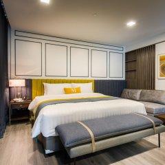 Maven Stylish Hotel Bangkok комната для гостей фото 5