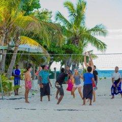 Отель Beachcomber Island Resort Фиджи, Остров Баунти - отзывы, цены и фото номеров - забронировать отель Beachcomber Island Resort онлайн фитнесс-зал