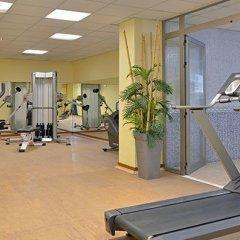 Отель Sol Costa Daurada Salou фитнесс-зал фото 4