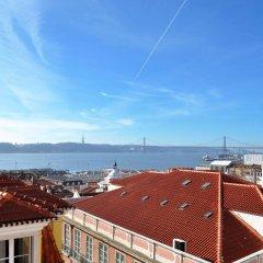 Отель Martinhal Lisbon Chiado Family Suites балкон