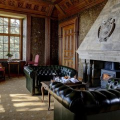 Отель Hazlewood Castle & Spa интерьер отеля