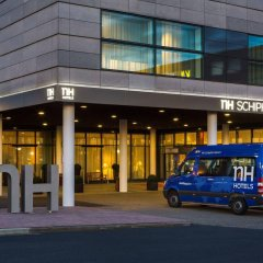 Отель NH Amsterdam Schiphol Airport Нидерланды, Хофддорп - 3 отзыва об отеле, цены и фото номеров - забронировать отель NH Amsterdam Schiphol Airport онлайн городской автобус